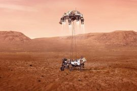 "NASA rover ""firmness"" to land on Mars.  free Press"