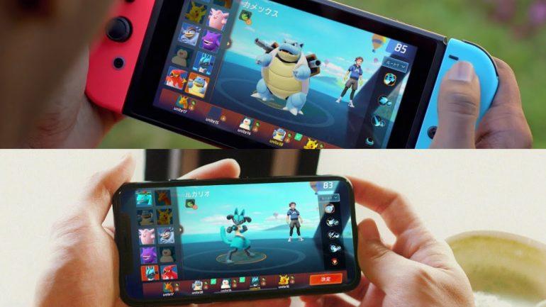 Pokémon Unite Beta Beta Announced for Canada • Nintendo Connect