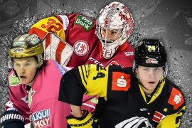 Reichel, Han, Blanc - Art Nouveau in German Ice Hockey - DEL - Ice Hockey - More Sports