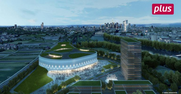 Skyliners want to build a green city area in Frankfurt
