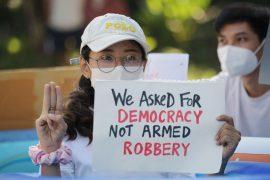 United States: Joe Biden announced sanctions against Myanmar's military leadership