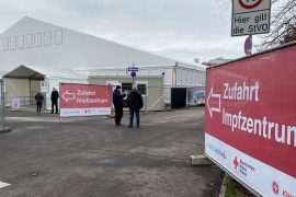 Vaccination centers in Lower Franconia are ready for more vaccinations