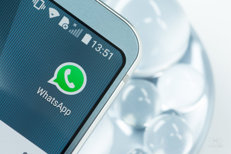 WhatsApp: Caution - This message attacks your friends ⊃ · ED CURVED.de