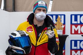 World Cup and European Championship at Winter Cup: Frederick after Gold Premier, most successful pilot in Bobsleigh history - Bobsleigh - Winter Games