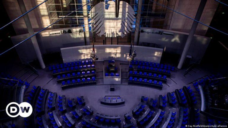 Germany gets lobby register  Germany |  DW