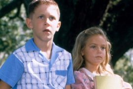 "27 years ago ""Forest Gump"" won theaters - which became a little Jenny - people"