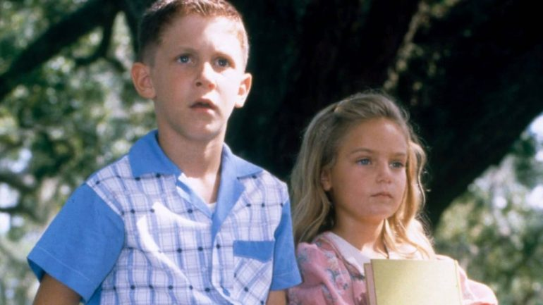 """27 years ago """"Forest Gump"""" won theaters - which became a little Jenny - people"""