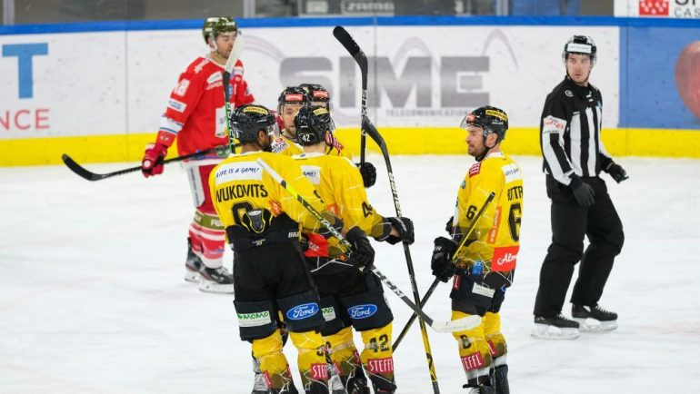 Fox go to quarterfinals with a defeat - ICEHL