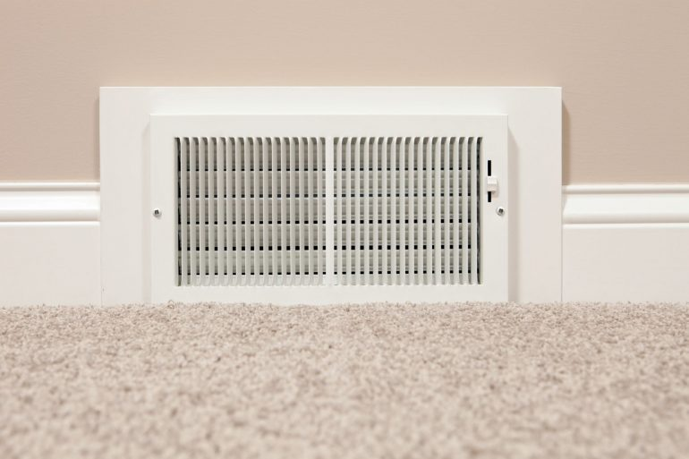 Airbnb tenant discovers location hidden behind ventilation grilles