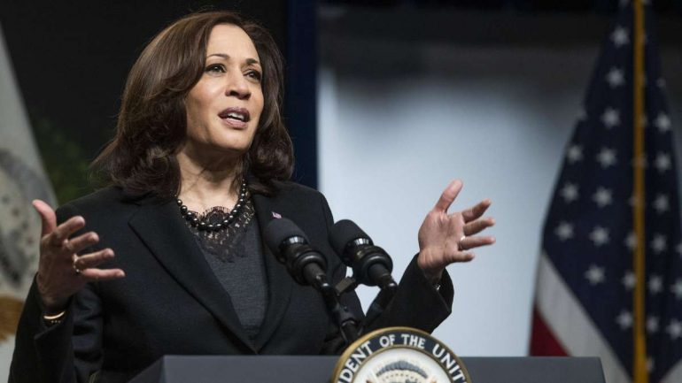 Kamala Harris is afraid of authority