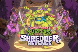 Teenage Mutant Ninja Turtles: Shredder's Revenge: Side-scrolling-brawler Engakundigt