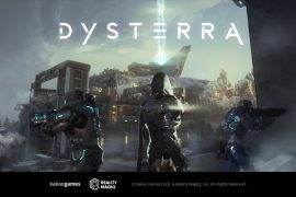 "The Kakao Games reveal the survival game ""Disterra"", the alpha test begins March 18"