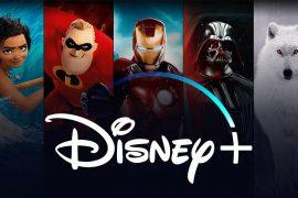 Disney + flew new customers -