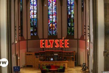 Aachen Church relies on the spirit of start-ups.  Economy |  DW