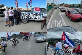 Caravan against the blockade in Cuba and several cities in the United States and Canada> World ›Gramma