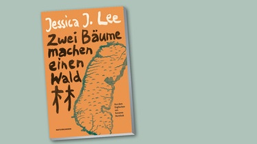 "Buchcover: Jessica Lee: ""Two trees make a forest"" (Maths and Seitz Berlin) 
