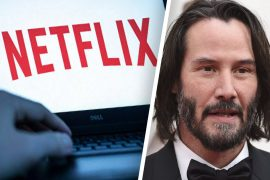 """New Netflix film """"BRZRKR"""" with Keanu Reeves: How should you pronounce it?"""