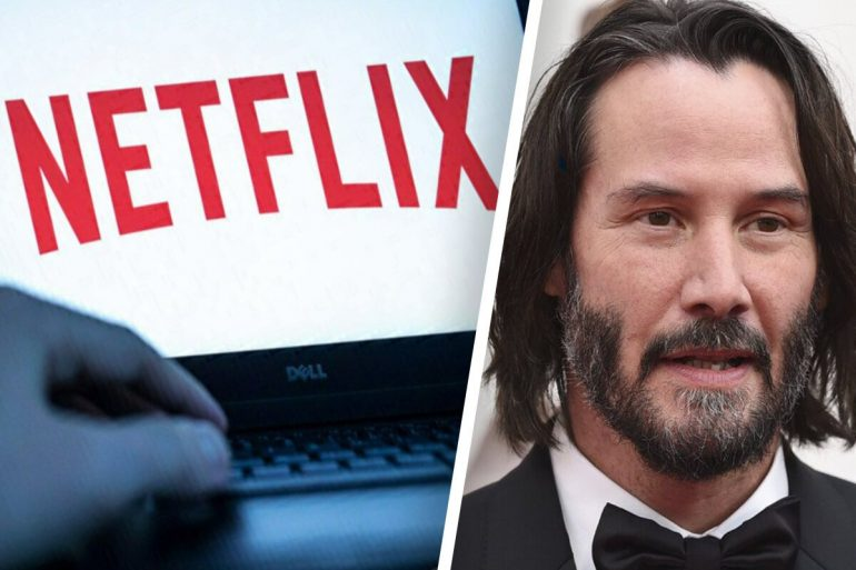 "New Netflix film ""BRZRKR"" with Keanu Reeves: How should you pronounce it?"