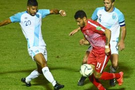 End of loneliness in Cuba's national football team
