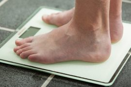 A few pounds may help: Underweight is also a risk of Kovid 19
