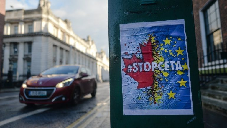 Agreement between EU and Canada: Expert: CETA jeopardizes consumer protection