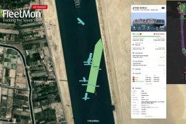 """""""Always delivered"""" firmly in the Suez Canal: the salvage company refuses to leave the ship"""