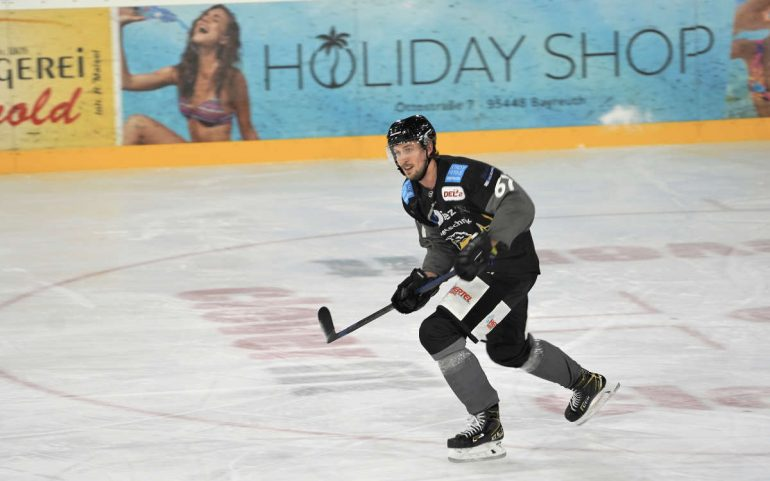 Bayreuth Tigers: Against Kassel Hawkies - Tigers have to go home with a clear margin