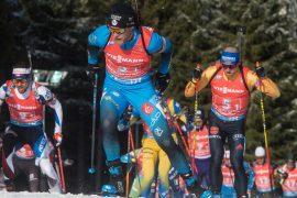 Biathlon: Single Mixed Relay - German duo away