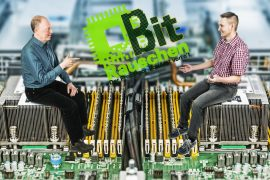 Bit-Raushen, Not a Processor Podcast: RISC Against CISC Processors