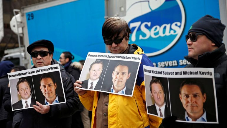 China: Two Canadians Need International Diplomacy on Trial - Comment