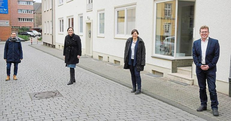 Collaboration between Liebfrauenschule and IBP aims to network people: partnership through neighborhood management - Coesfeld
