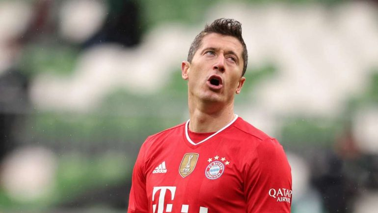 FC Bayern: Lewandowski may disappear in championship performance against Levazowski