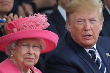 """Former President Markle: Trump: """"I'm not a fan of Meghan"""""""