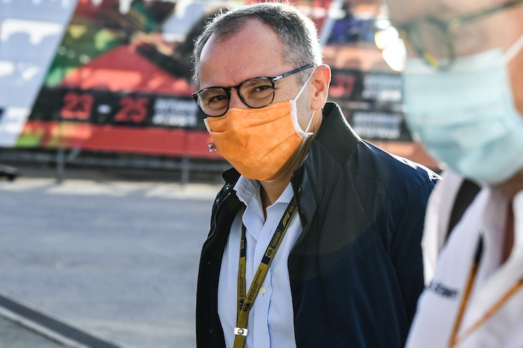 "Formula 1 CEO Stefano Dominicli: ""Exciting World Cup"" / Formula 1"