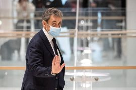 France: Nicolas Sarkozy found guilty of bribery