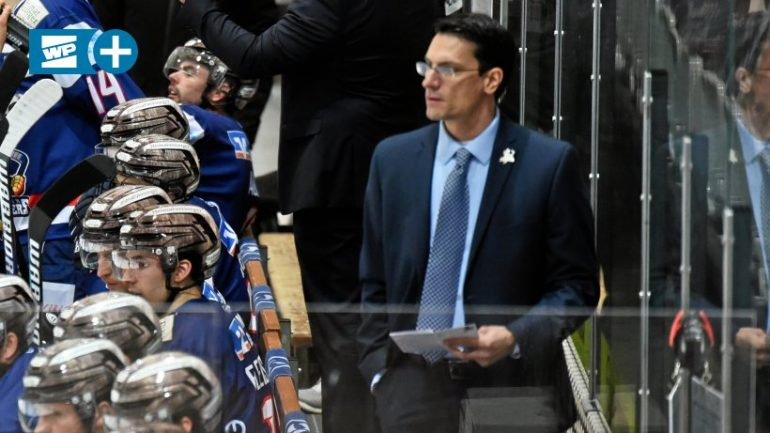 Iserlohn Roosters: Two personalities in front of Augsburg surprise