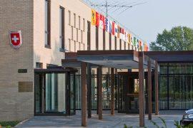 Man enters Swiss Embassy in Washington