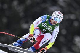 Marco Odermatt wins Super Super-G