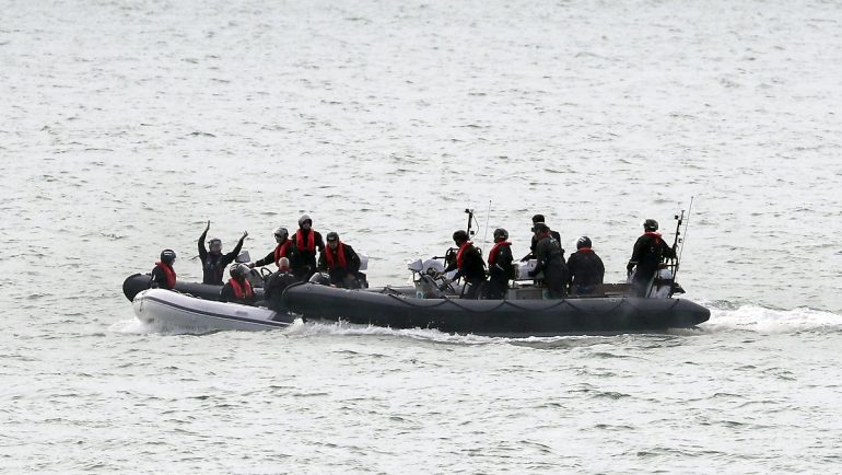 """""""Morally reprehensible"""": London wants to send migrants to third countries"""