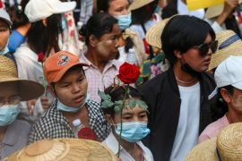 Myanmar: German press agency journalist arrested