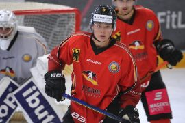 """Natural Talent"" Tim Stutzl - German Ice Hockey Before Historic NHL Draft - Ice Hockey"