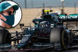 Next loss for Vettel: Problems again on Aston Martin - Verstappen with best time