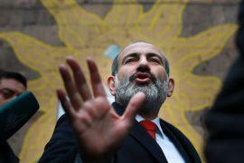 Nikon Pashinyan: Armenia's Prime Minister Announces Resignation