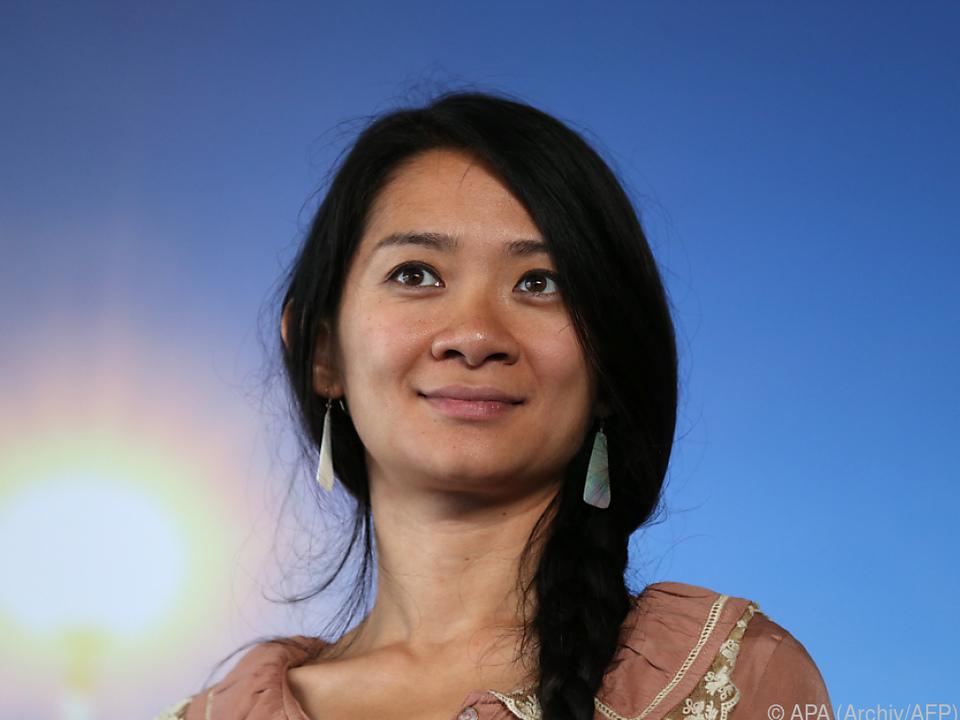 Chloe Zhao's film is now an Oscar favorite