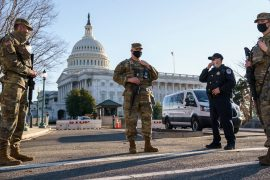 Notes on the Capitol attack: US House of Representatives meeting adjourned