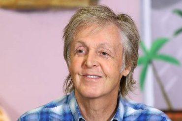 Paul McCartney arbeitet derzeit an einem neuen Kinderbuch.