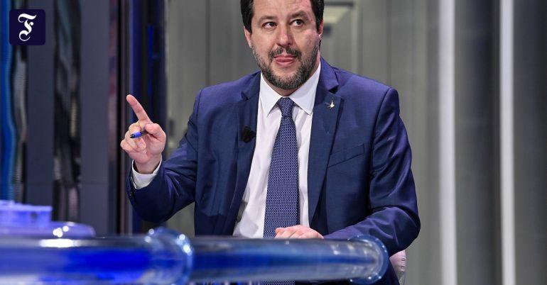 Prosecutor tried to call Salvini