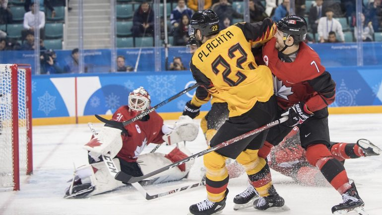 Re-Live: Ice Hockey Semifinal Pyeongchang 2018: Canada - Germany - More Games