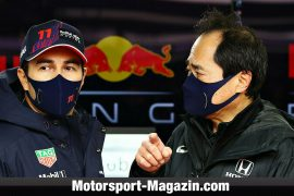 Red Bull - Perez set deadline: 100 percent after 5 races
