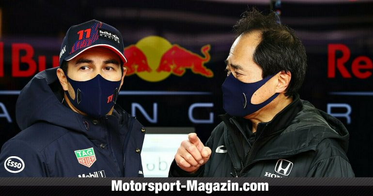 Red Bull - Perez set deadline: 100 percent after 5 races